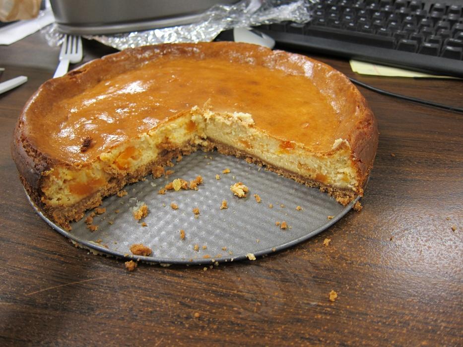 Creamsicle Cheesecake Recipes — Dishmaps