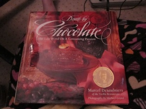 Bummer for my mother, who bought this cookbook back when she could eat (wheat) flour...